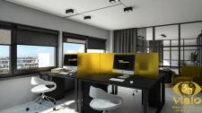 3D визуализация офиса. 5